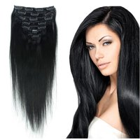 VIRGIN CLIP HAIR EXTENSION