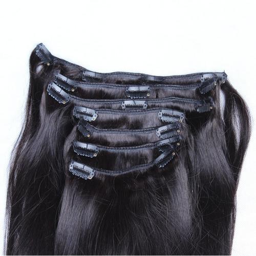 STRAIGHT CLIP HAIR EXTENSION