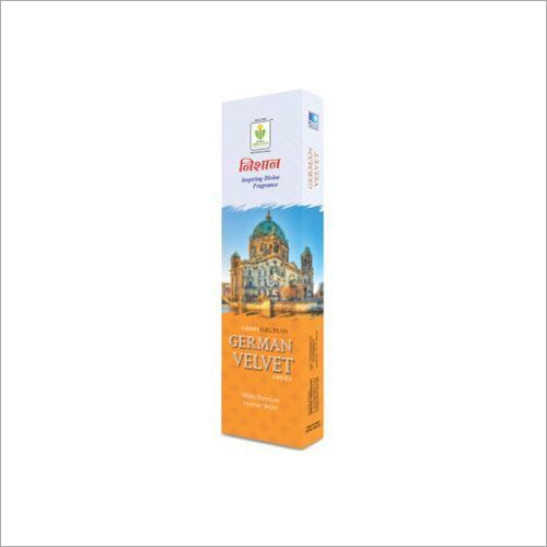 German Velvet White Incense Stick