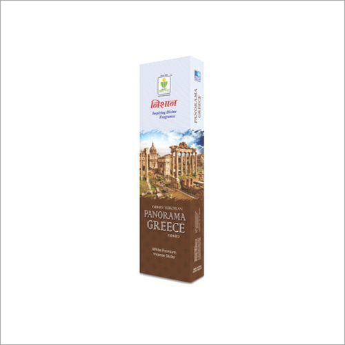 Panorama Greece White Incense Stick
