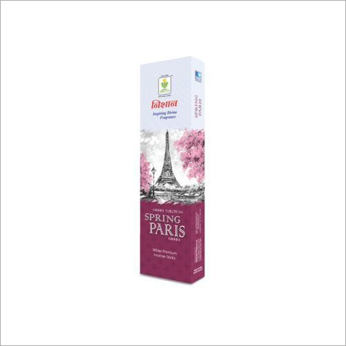 Spring Paris White Incense Stick
