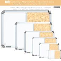 Iris Combination Board (Whiteboard + Cork Board)
