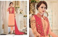Party Wear Koti Style Suit