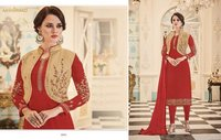 Koti Style Georgette Salwar Kameez