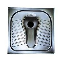 Steel Toilet Seat Pan