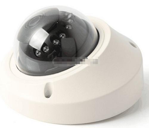 IK10 IP66 IR Metal Dome Camera