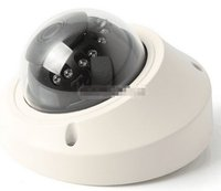 IK10 IP66 IR Metal Dome Camera