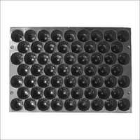 60 Cavity Round Seedling Tray