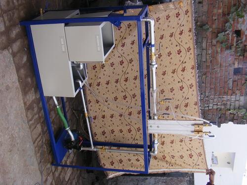 Nozzle Meter Testrig Apparatus