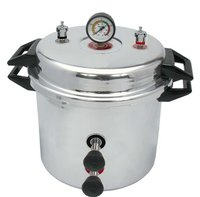 PORTABLE AUTOCLAVE ( cooker type )