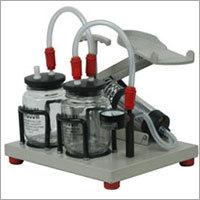 Manul Foot suction unit