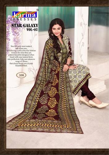 Star Galaxy Vol 2 Cotton Printed Salwar Kameez