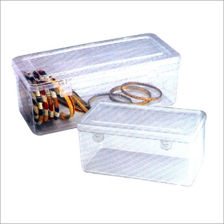 Plastic Jewellery Box