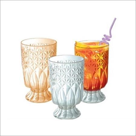 Harmony Plastic Glass