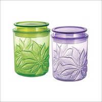 Designer Plastic Jar