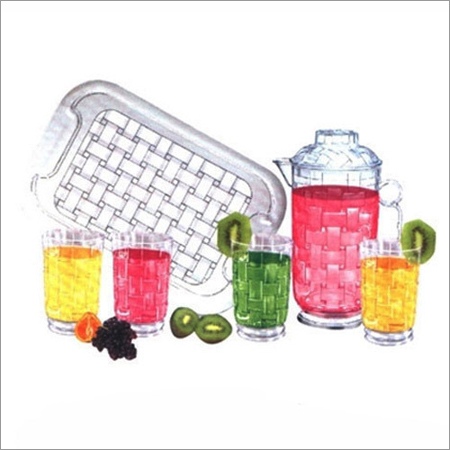 Designer Juice Glass Set