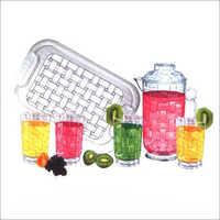 Designer Juice Glass Set