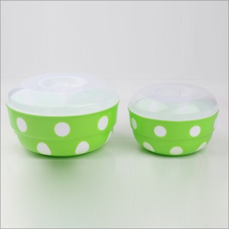 Plastic Double Mould Bowl