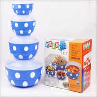 Plastic Microwave Bowls
