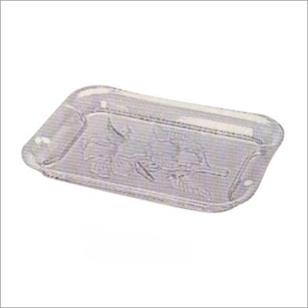 Elegant Plastic Serving Tray