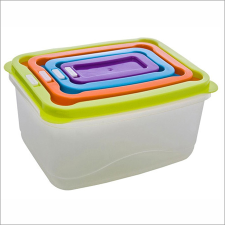 Plastic Lunch Box for School