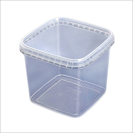 Tea Packing Plastic Containers
