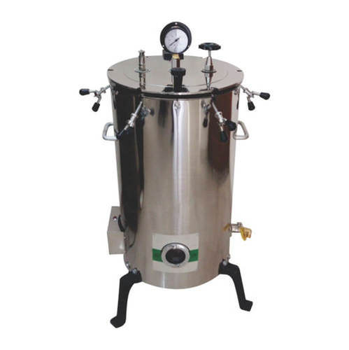 AUTOCLAVE ( vertical ) double wall