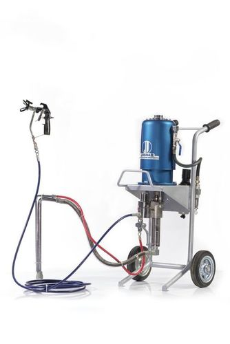 Airless Air Assisted Pump