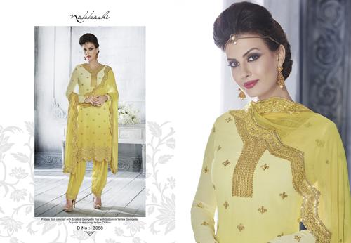 Patiala Designer Salwar Kameez