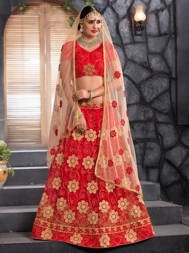 Bridal Designer Lehenga Choli