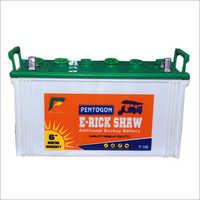 100AH E-Rickshaw Battery