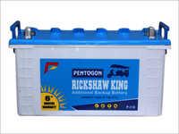 110AH E-Rickshaw Battery