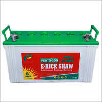 90AH E-Rickshaw Battery