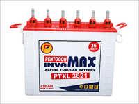 210AH Tubular Batteries