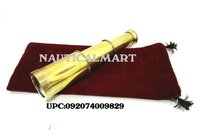 Brass Telescope 6Pull-Out Telescope- toy by NauticalMart