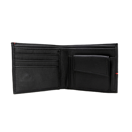 Mens black & red Wallet