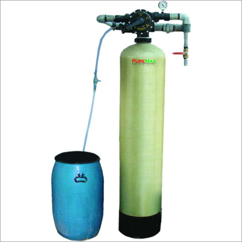 New Generation Manual Water Softeners