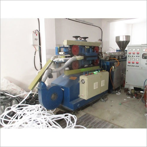 Automatic Corrugated Pipe Machine