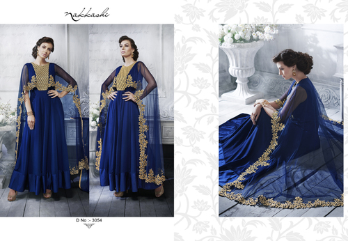 Indo-Western Party Wear Gown