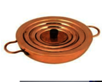 COPPER WATER BATH