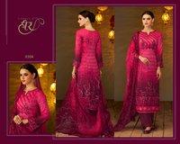 Straight Designer Salwar Suit