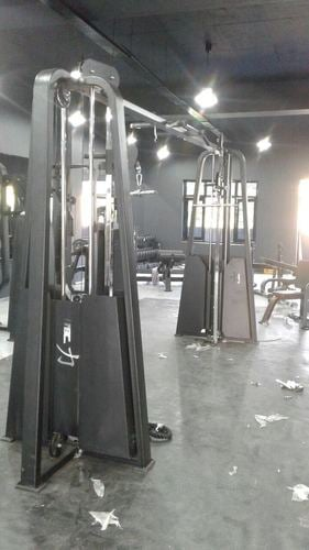 Cable Crossover Gym Machine