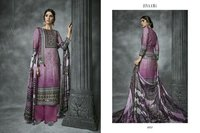 COTTON SATIN SALWAR SUITS