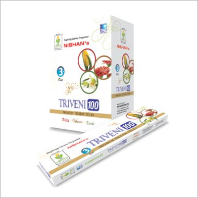 Triveni Incense Sticks