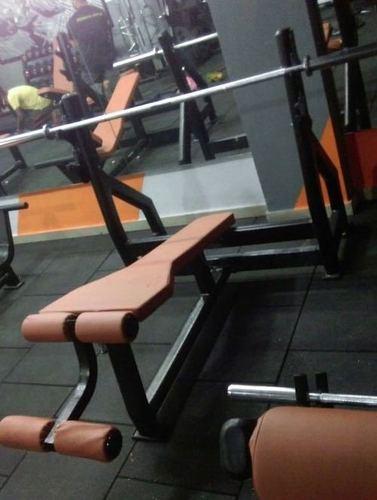 Olympic Decline Bench Press