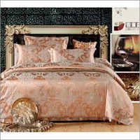 Designer Jacquard Bed Sheet