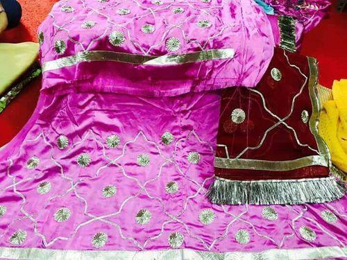 Designer Rajputi suit