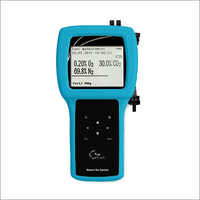 Exhaust Gas Analyser