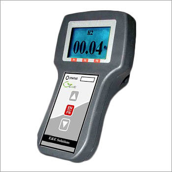 Single Gas Monitor Analyser