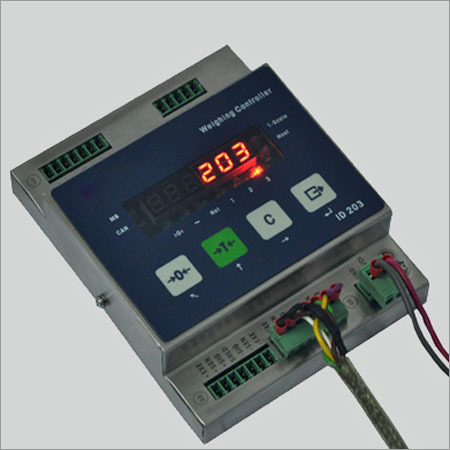 Industrial Weighing Process Controller